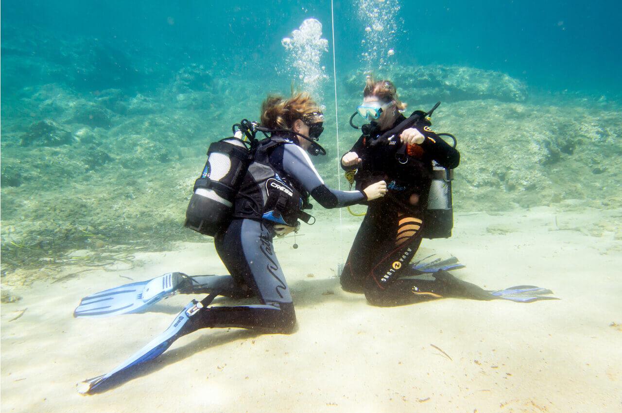Οι καλύτερες δραστηριότητες που μπορείς να κάνεις στο Πευκοχώρι Χαλκιδικής - Scuba and Snorkeling - Alpha Drive Rent a Car