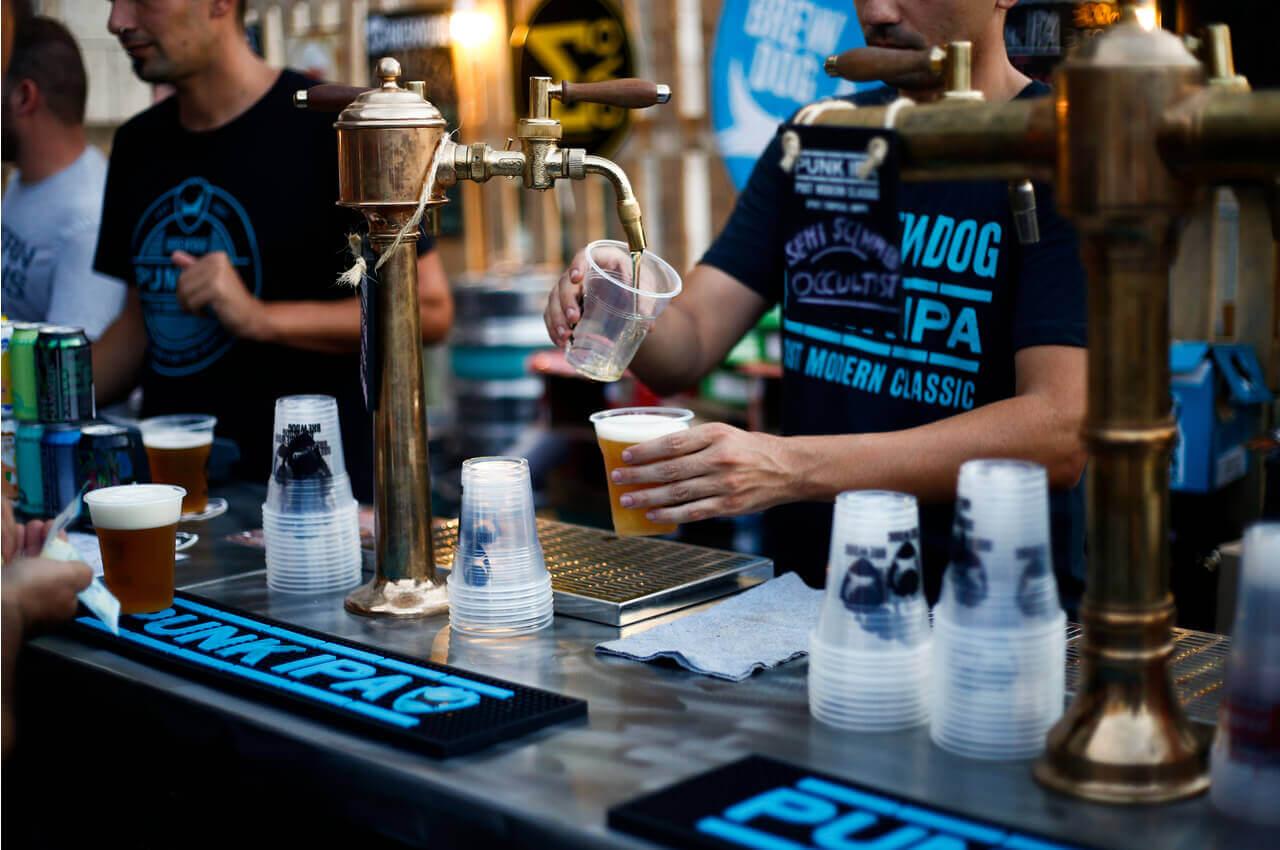 Thessaloniki Craft Beer Experience 2020 -Ελληνική Ζυθοποιία - Alpha Drive Rent a Car