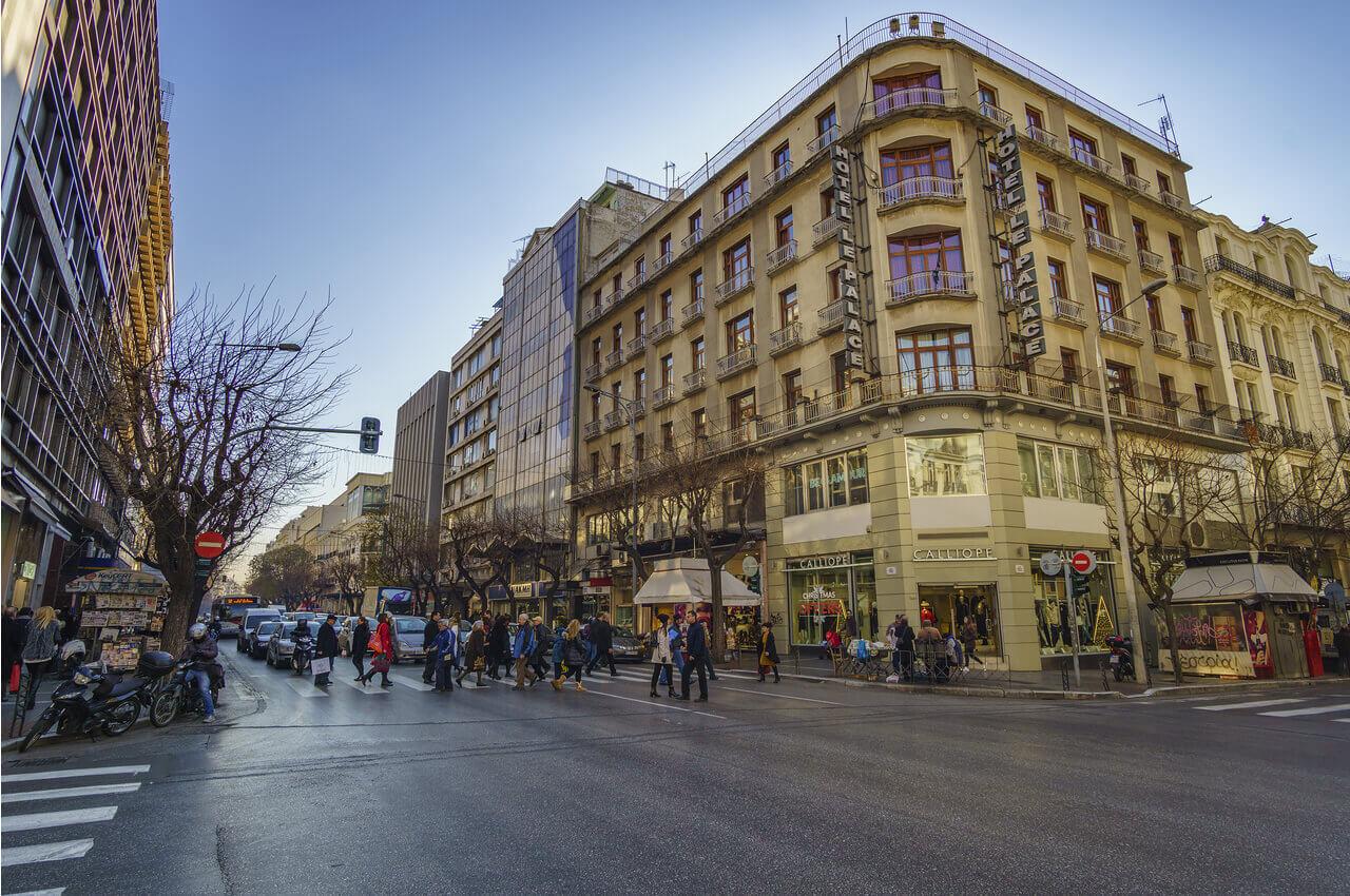 Εκδρομή στη Θεσσαλονίκη με παιδιά - Βόλτα στο κέντρο της πόλης - Alpha Drive Rent a Car