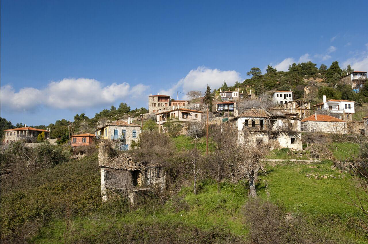 5 Παραδοσιακοί οικισμοί της Χαλκιδικής που αξίζει να επισκεφθείτε - Παρθενώνας - Alpha Drive Rent a Car