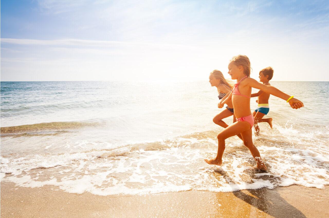 Sommeraktivitäten für Kinder-Fun-Aktivitäten am Meer-AlphaDrive Rent a Car
