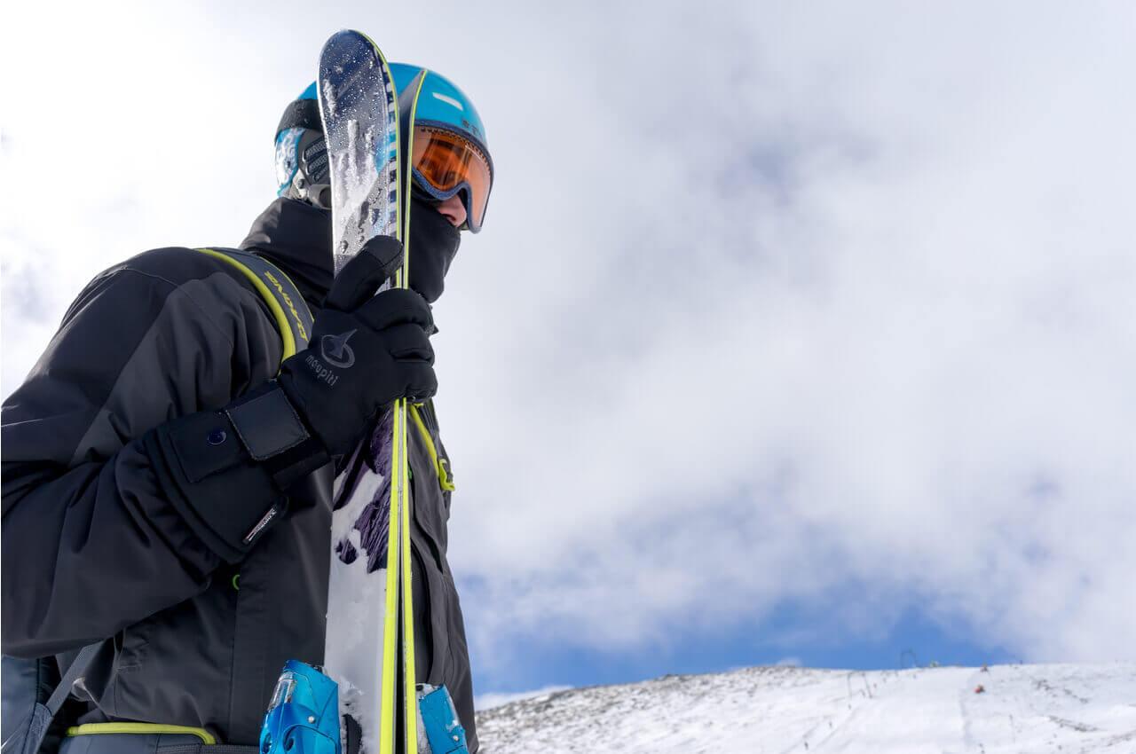 Agios Athanasios von Pella-kaimaktslan Skizentrum -AlphaDrive