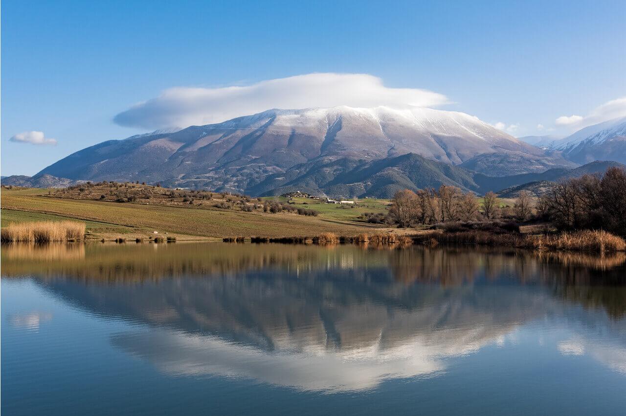 Berge von Mazedonien-Olymp-litochoro-alphadrive